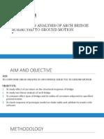 Arch Bridge Updated