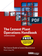 Seventh Edition Cement Hand Book