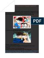 Daftar Episode Detective Conan_spesial Pasangan