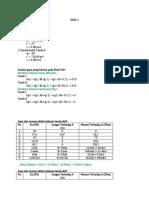 1. Perhitungan Sheet Pile
