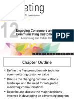 Chapter 12 - Communicating customer value-Advertising and Public Relations.pptx
