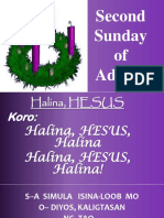2nd Sunday of Advent - Copy