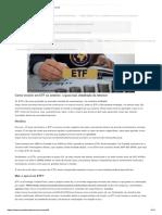 ETF - Aprenda a Investir e Lucrar Em Dólar Com ETFs No Exterior