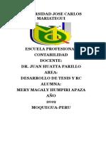 DESARROLLO DE TAREA N° 02