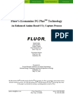 2003-An Enhanced Amine-Based CO2 Capture Process (FLUOR's ECONAMINE)