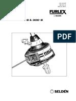 Manual Furlex 200 S & 300 S