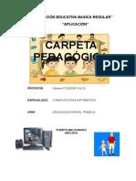Manuel carpeta Y I unidad.doc