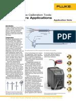 Calibrador de Procesos Aplicaciones en Temperatura FLUKE
