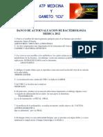 Examenes de Bacterio 3 Parcial RESULTO