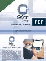 Porta Folio Coley