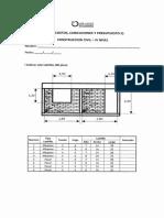 Taller Costos, Cubicación y Presupuestos II