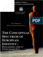 European Identity paper