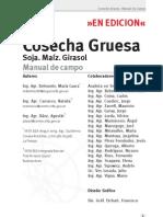 Manual de Campo Cosecha Gruesa