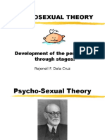 Psychosexual Theory (1)