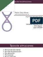 Clases de almacenes 12151215514