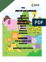 Proyecto Ultimo de Los Animales 18dv