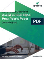 Ssc Chsl English Part 26