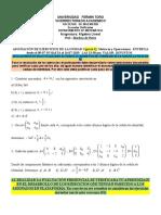 Unidad I-Matrices y Operaciones (Primera Parte)