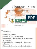 RI-Clase-4.0 Evolucion de Las Redes Industriales
