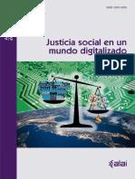 Alai 542. Justicia Social en Un Mundo Digitalizado