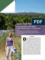 CULT - ottobre 2010 - La Signora Del Vino Che Viene Dalla Toscana Di Giusy Messina - Silvia Maestrelli