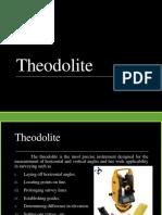 6. THEODILITE
