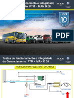 Testes Do Ptm Do d 08 Costellation e Voskbus