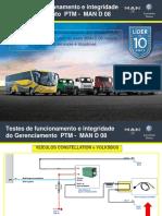 Testes Do Ptm Do d 08 Costellation e Voskbus