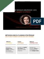 Résumé Observatoire Banque Assurance 2010