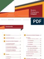 1. Modelo Pedagógico Integral
