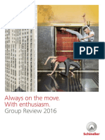 Schindler group report 2016