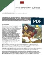 Eterna Cadencia - Libros Con Historia Para Chicos Curiosos