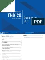 FMB120 Quick Manual v1.1