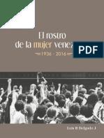 Rostro de La Mujer Venezolana Libro