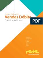 Instruções Básicas - Vendas Débito (EEVD) - Português