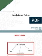 Mediciones Físicas_Clases