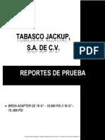 Reporte de Prueba Nv