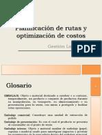 1.5 Planificación de Rutas y Optimización de Costos
