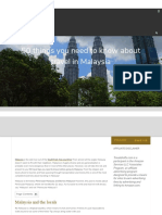 50 Things You Need to Know About Travel in Malaysia – Travel Drafts