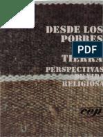 Cussiánovich, A., Desde los pobres de la tierra.pdf