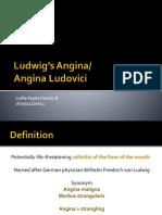 Ludwig Angina-riris.pptx