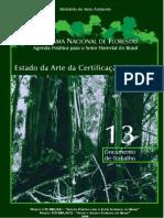 PNF - Estado Da Arte Da Certificação Florestal