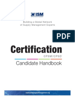 CPSM 2019 Handbook