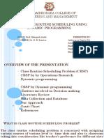 Dynamic Programming (1)(1)