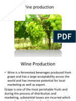 Wine Production 2
