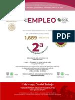 Empleo gob 2a quinc 2019