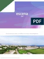Brochure Escena360