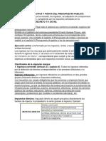 Ejecucion Activa y Pasiva Del Presupuesto Publico (1)