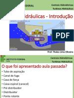Introdução a Turbinas Hidráulicas