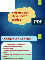 Sindrome de Guillian Barre (Caso Clinico)